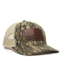USA771Camo-Mossy Oak® Original Bottomland®/Tan-One Size Fits Most