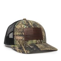 USA771Camo-Mossy Oak® Break-Up Country®/Black-One Size Fits Most