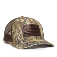 USA771Camo-Realtree Edge™/Brown-One Size Fits Most