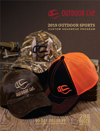 2019 Outdoor Sports Custom Headwear Program