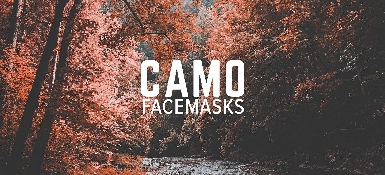 Camo Facemasks
