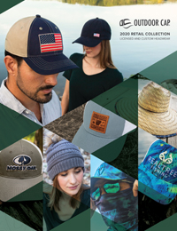 2020 Outdoor Cap Retail Catalog