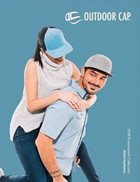 2019 Outdoor Cap Promotional Collection Catalog