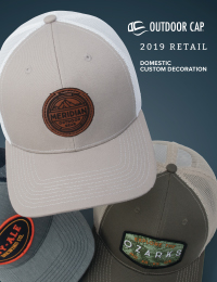 2019 Retail Custom Domestic Decoration Brochure
